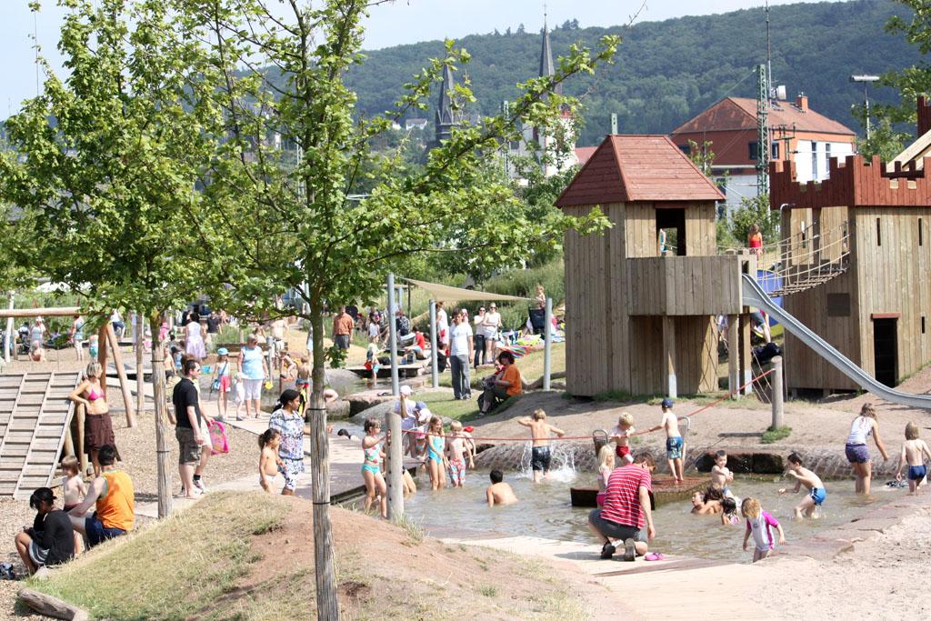 Abenteuerspielplatz Park am Mäuseturm 2