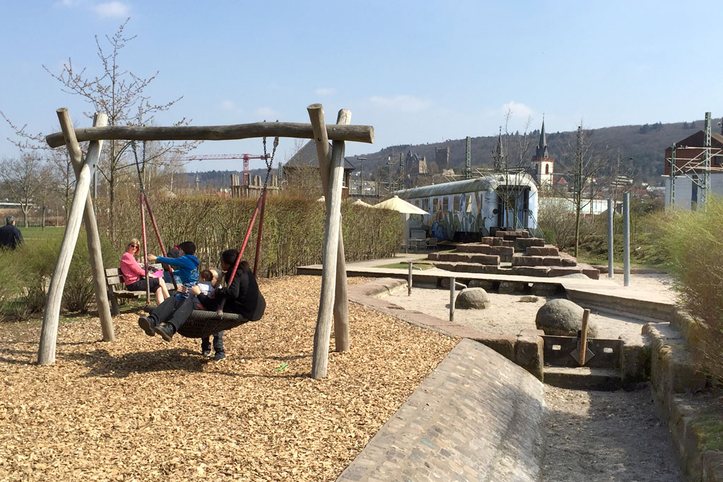 Abenteuerspielplatz Park am Mäuseturm 3