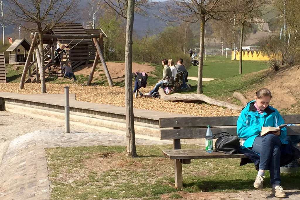 Abenteuerspielplatz Park am Mäuseturm 4