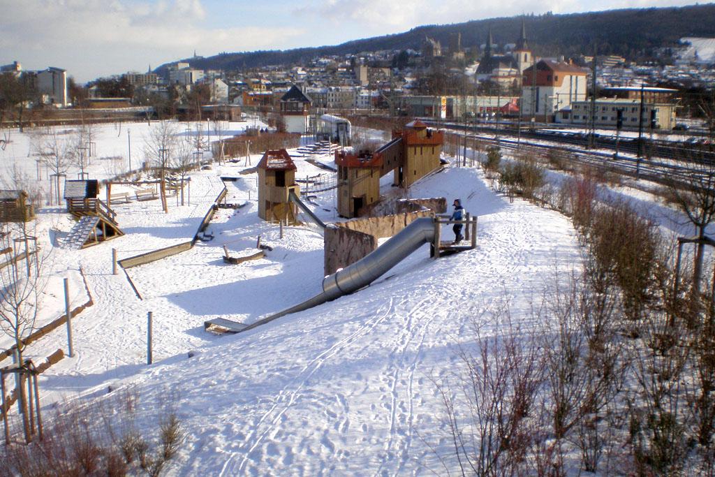 Abenteuerspielplatz Park am Mäuseturm 5