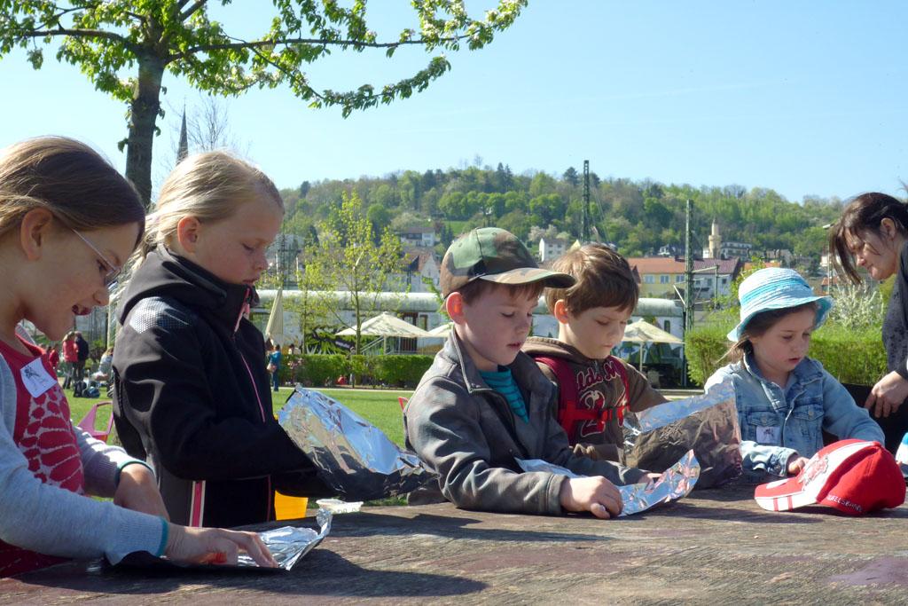 Grünes Klassenzimmer Park am Mäuseturm 4