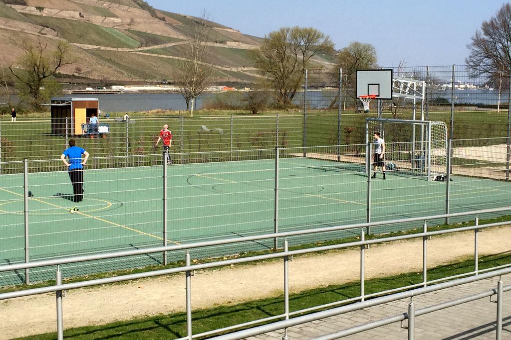 Sportplatz Park am Mäuseturm 2