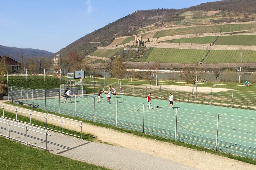 Sportplatz Park am Mäuseturm 3
