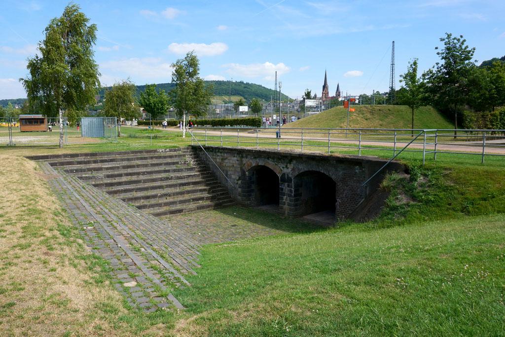 Tunneltheater im Park am Mäuseturm 3