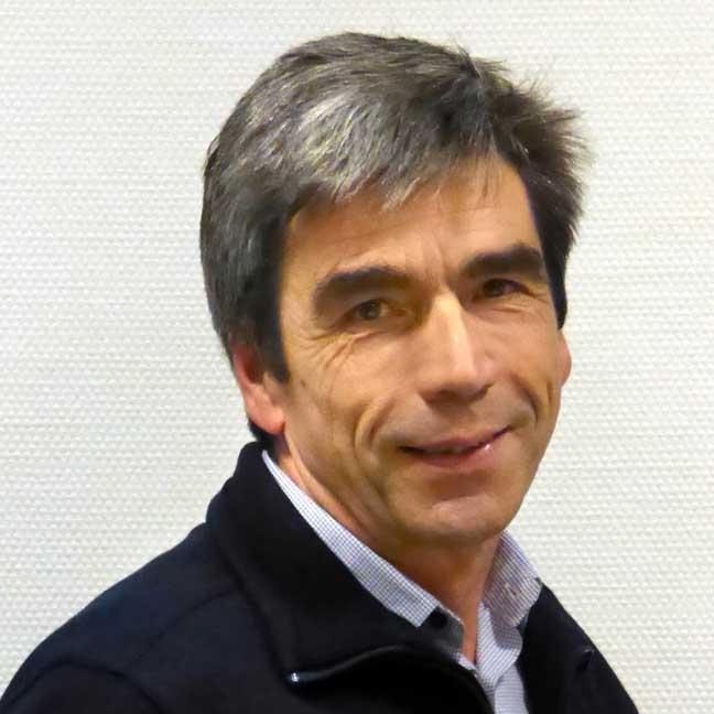 Beisitzer Jürgen Imboden
