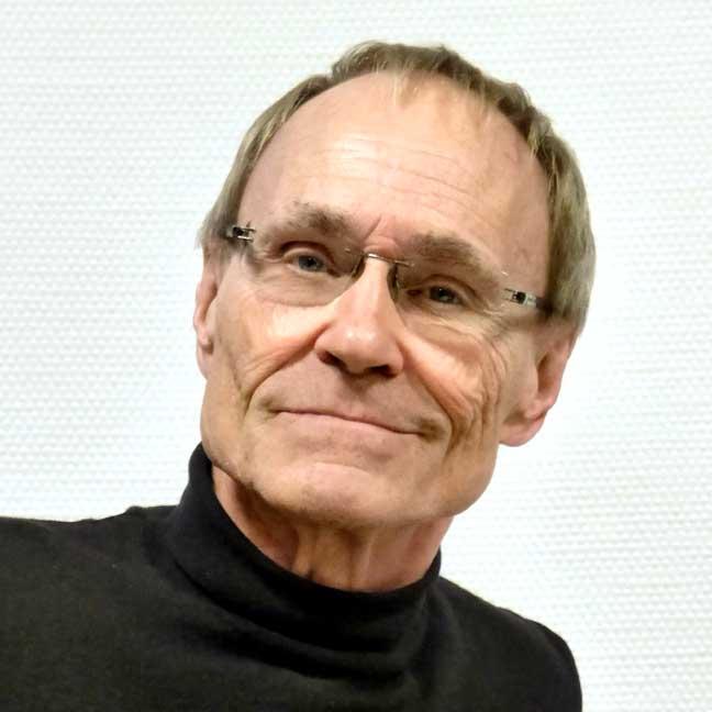 Schriftführer Josef-Peter Müller-Spira